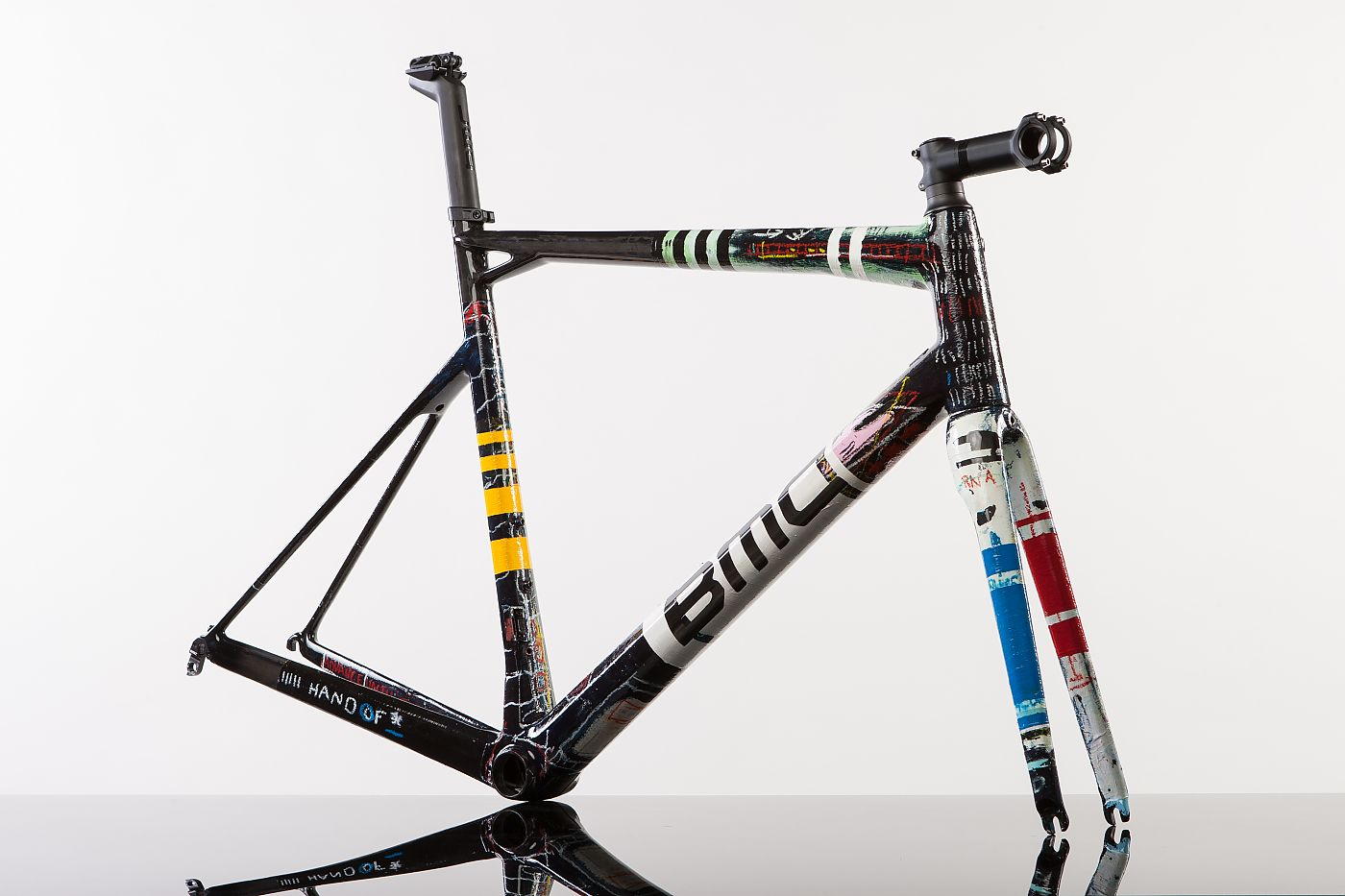 BMC bike painted by Taylor Phinney to be raffled for Parkinson\'s ...