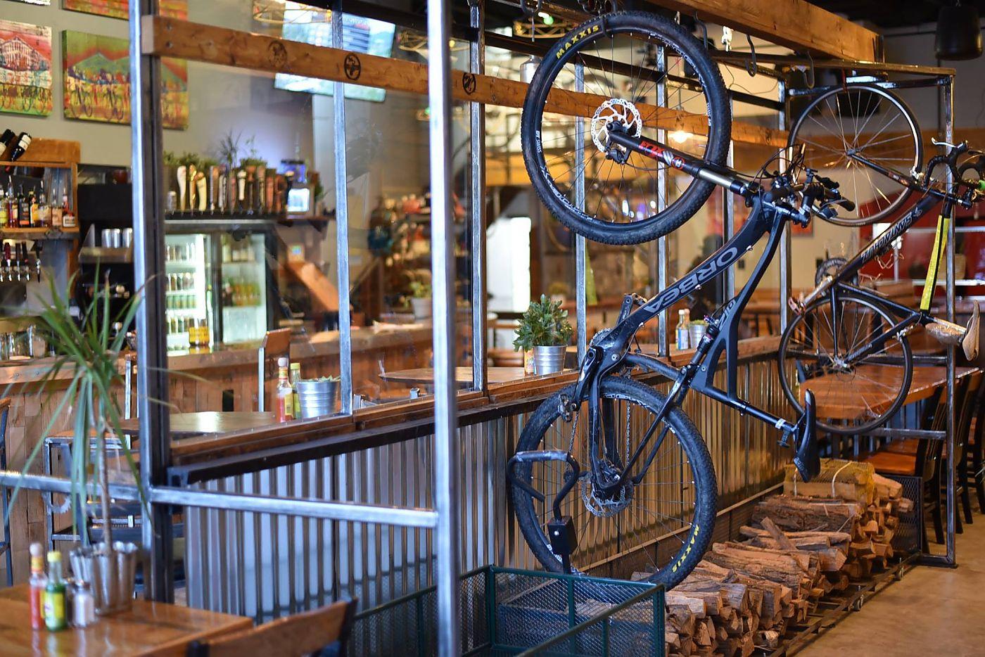 Mountain Bike Champion Marla Streb Opens Bike Shop And Cafe