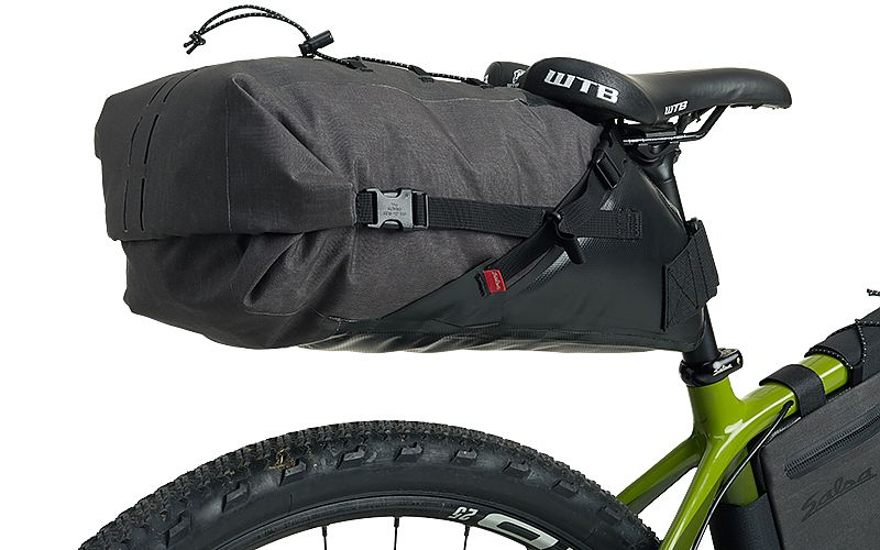 Qbp Introduces New Salsa Exp Series Bike Packing Gear Bicycle