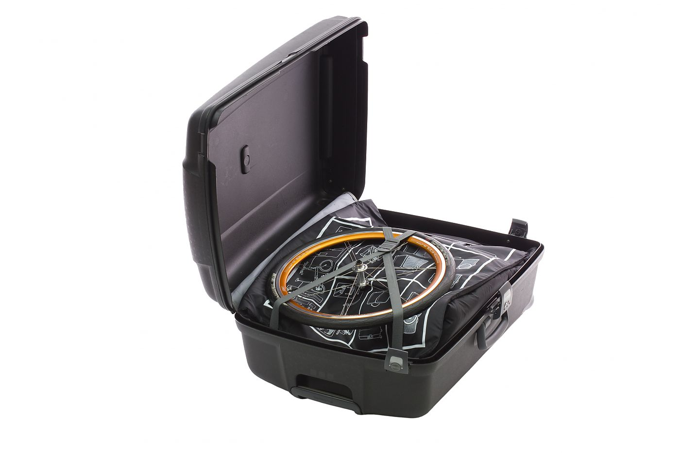 Tern Kit Allows Bike To Be Packed In Standard Suitcase