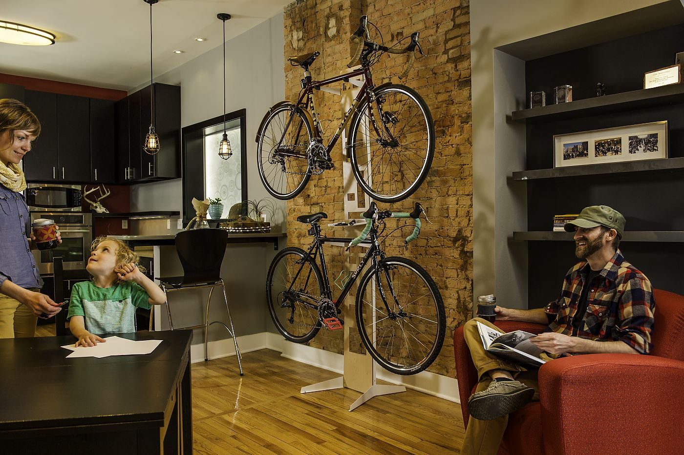 Saris Introduces Home Bike Storage Line Available For