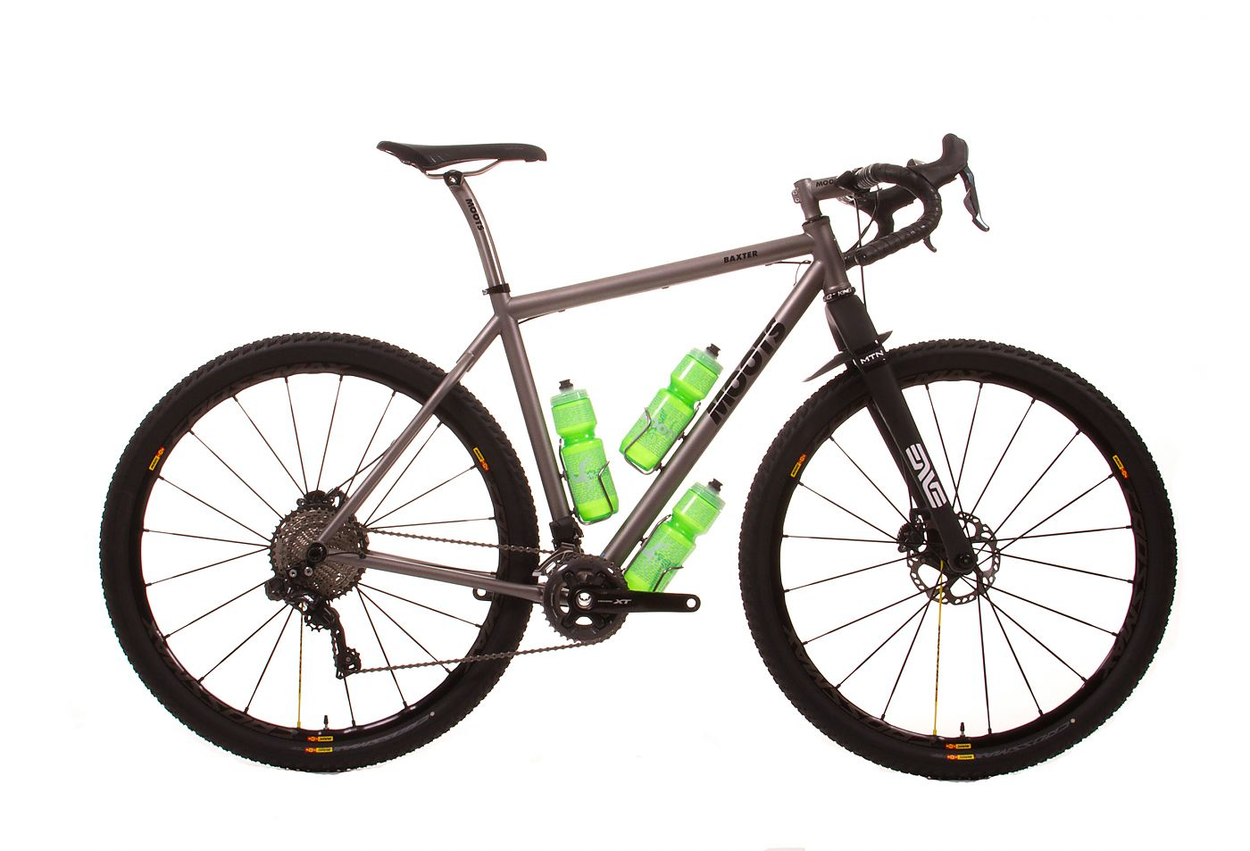 Moots rolls out new ti adventure bike at Eurobike | Bicycle Retailer ...