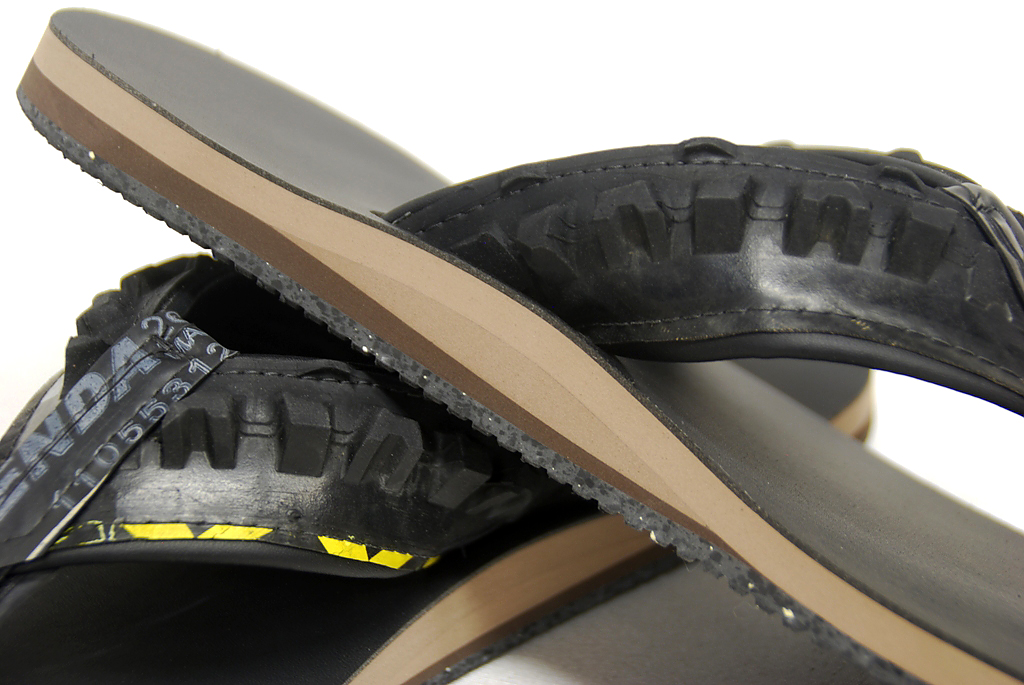 Sandals Use Recycled Tires And Tubes Bicycle Retailer