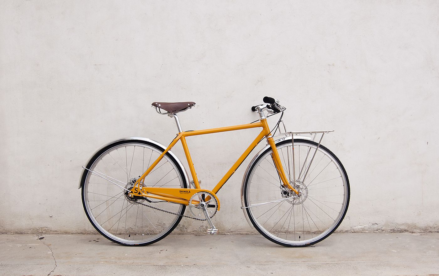 Detroit Startup Shinola Hires Sky Yaeger To Develop City Bikes