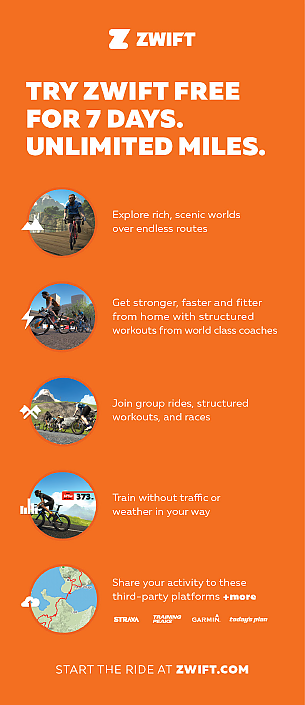 Zwift launches dealer program with wholesale membership