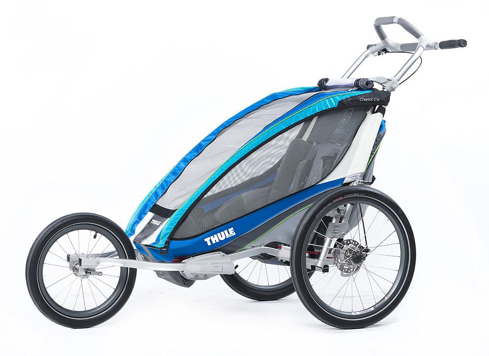 Thule Renames Chariot Expands Child Carrier Line