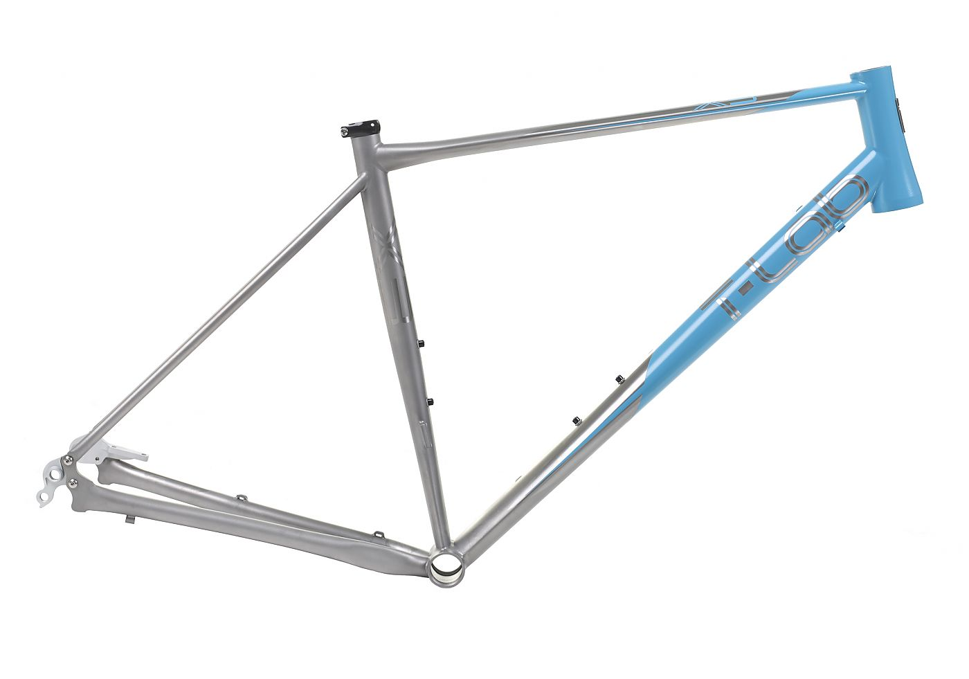 Guru Cycles founder and managers launch new titanium bike