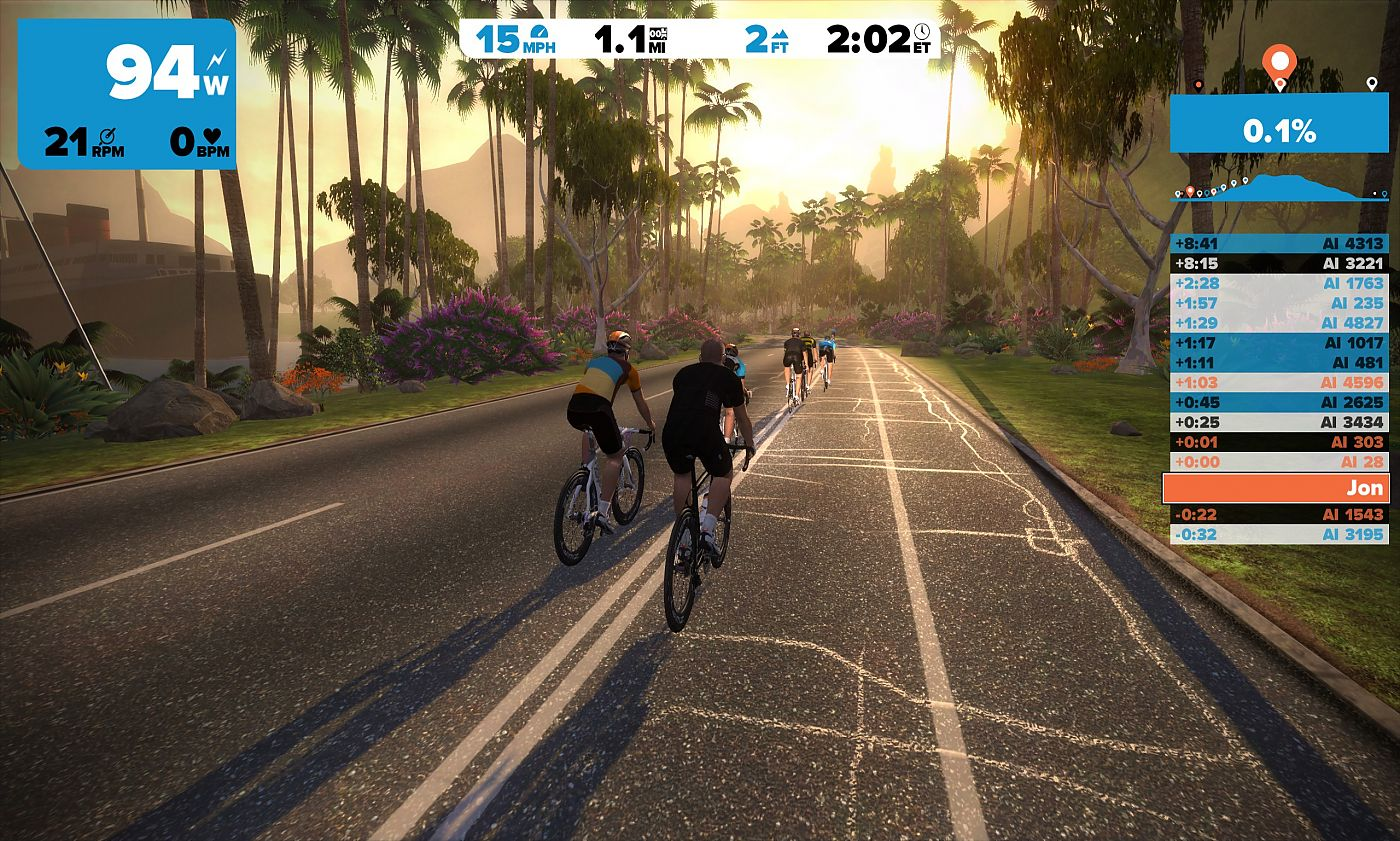 Software startup blends gaming and riding | Bicycle Retailer and