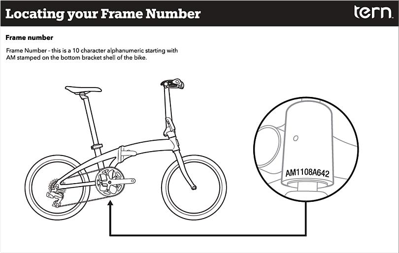 Cannondale Frame Serial Numbers - bonuscrise