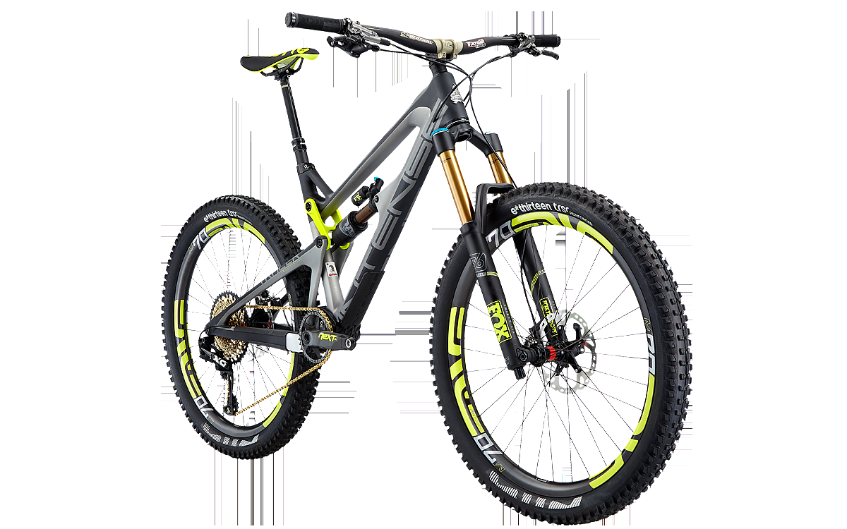 Intense updates carbon Tracer with modern trail geometry and ...