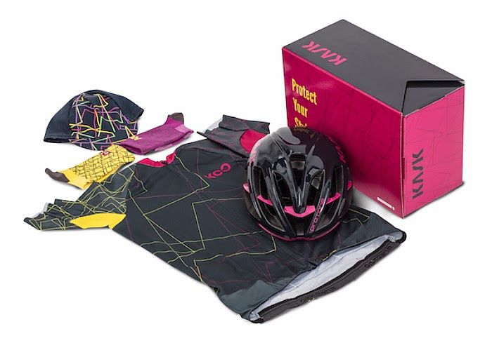 c2a695fdc Kask launches new women s clothing kit. Previous  Next