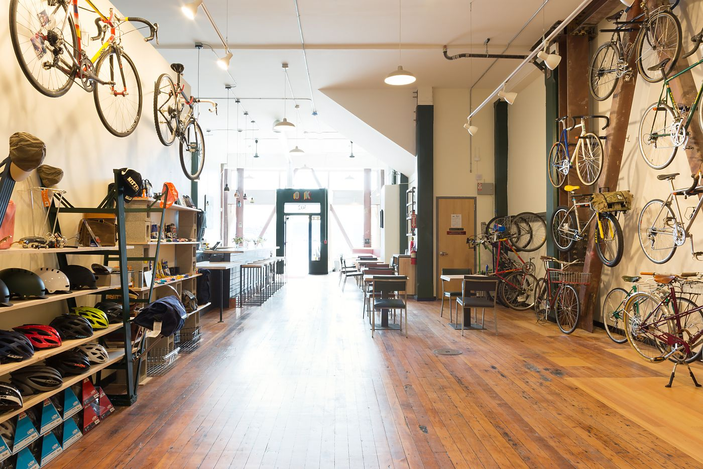 New Bay Area Shop Caf 233 Focuses On Used Bikes Bicycle