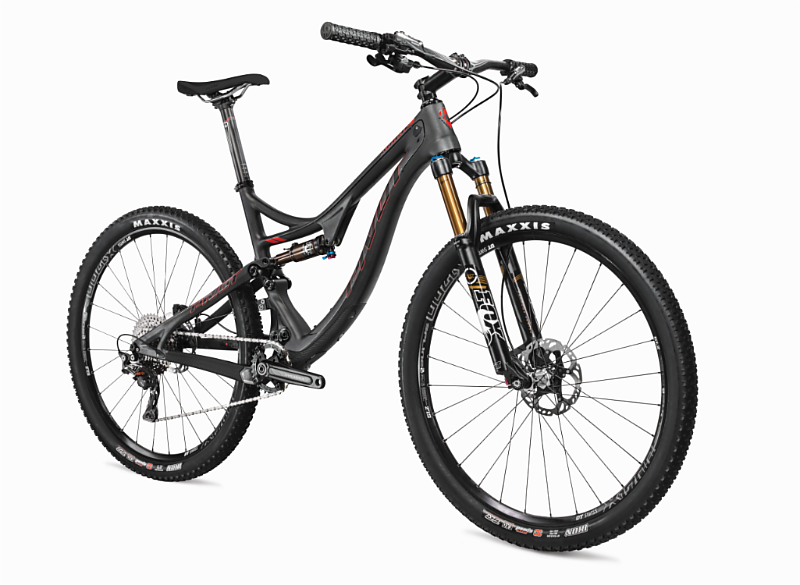 Pivot S Redesigned Mach 4 Carbon Is Brand S Lightest Full