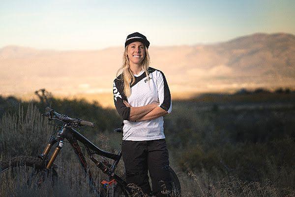 Enduro racer Lauren Gregg joins Fuji Bikes as mountain bike