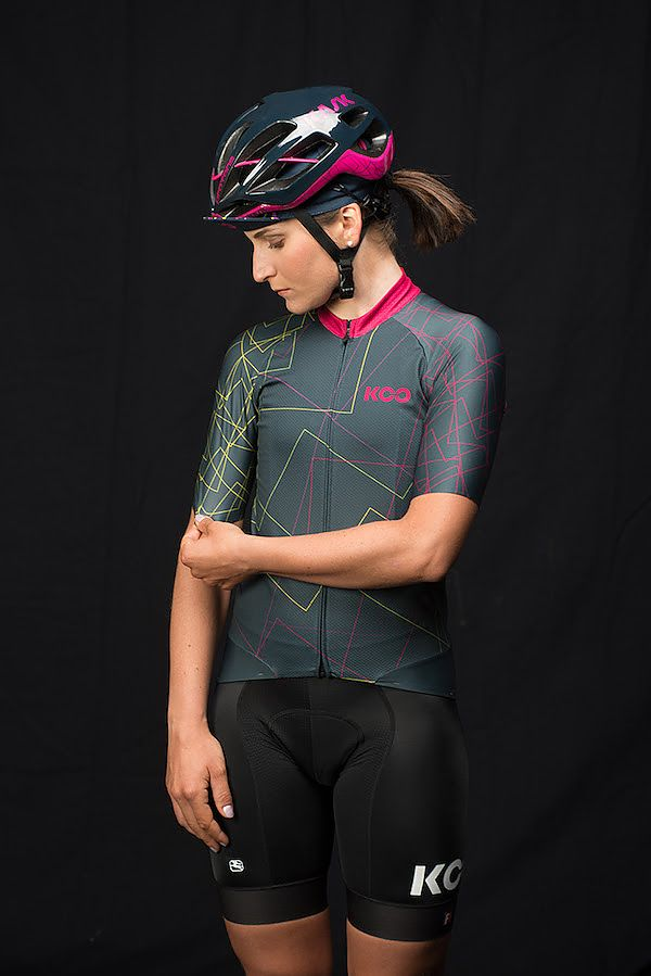 0ae23f98c Kask launches new women s clothing kit