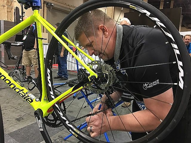 e2699c3d9d Interbike opens registration for 2018 Mechanics Challenge