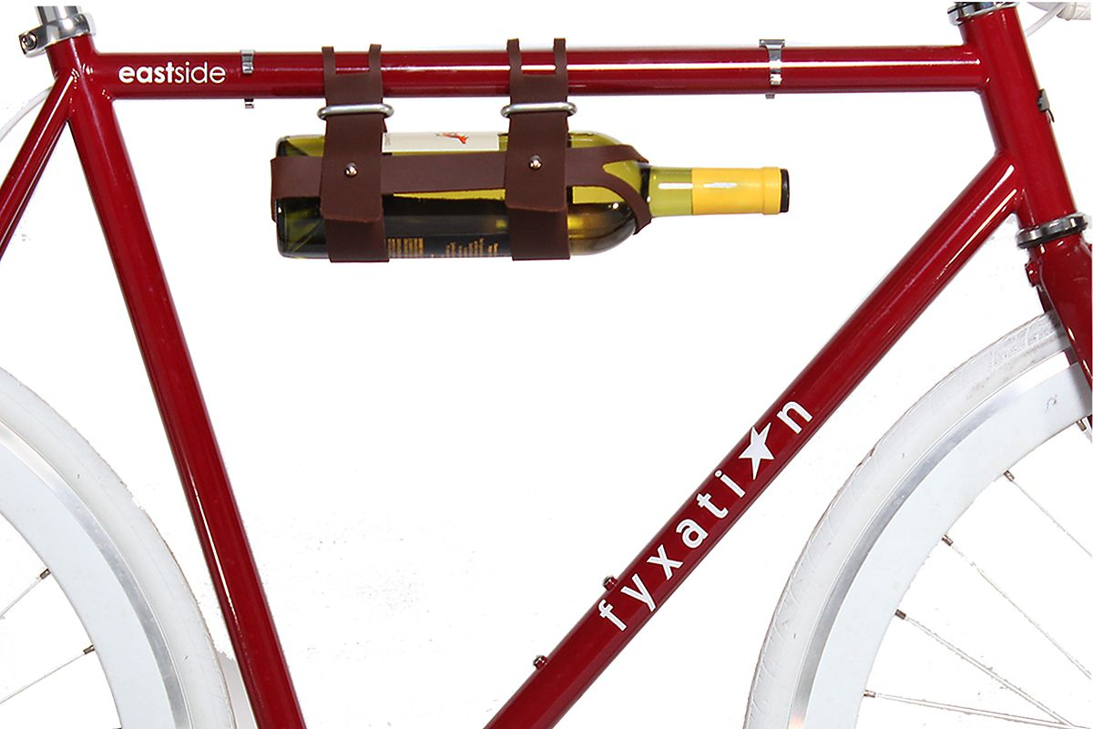 Fyxation Introduces U S Made Leather Bike Accessories Bicycle