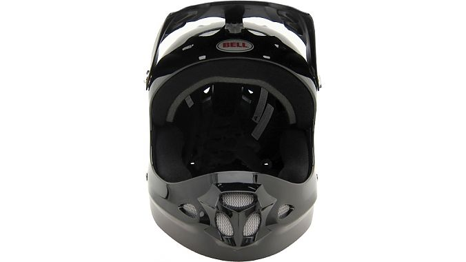 Recalled Bell Full Throttle helmet, front view