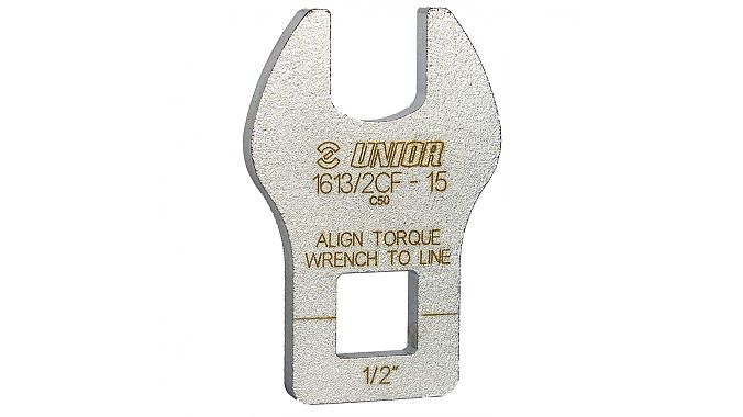 Crowfoot Pedal Wrench.