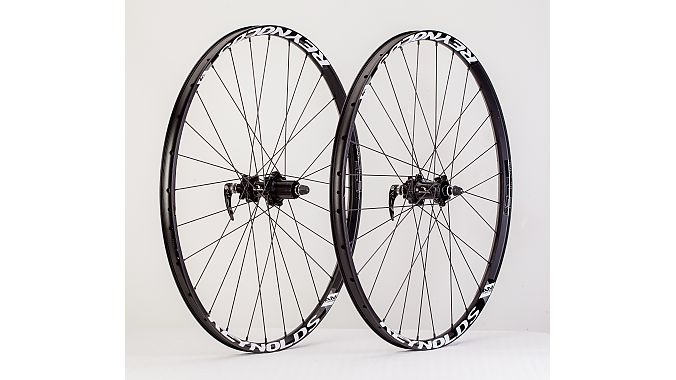Reynolds Cycling's 27.5 AM mountain wheelset