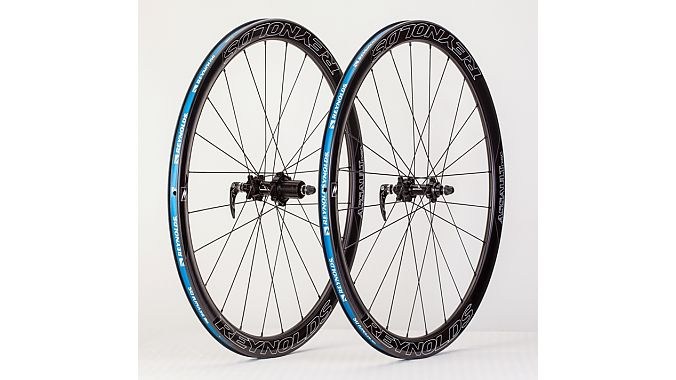Reynolds' Assualt Disc road/cyclocross wheelset