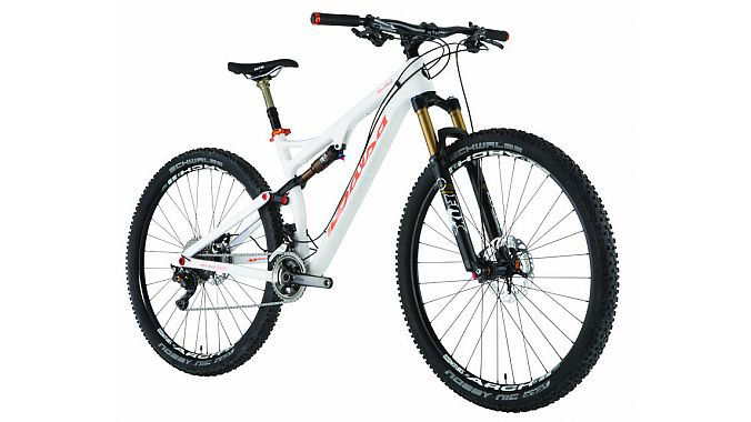 The 2015 Horsethief Carbon XTR.