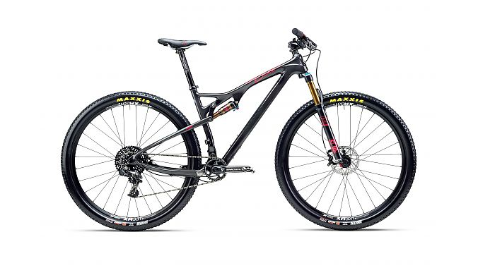The 4-inch travel carbon Yeti Beti ASRc retails for $5,799.