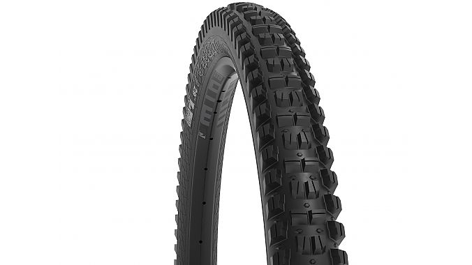 WTB's new Judge 2.4 model is designed for aggressive enduro and gravity riding.