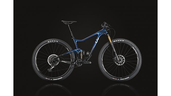 Liv Cycling will debut the full-suspension Pique 29er in September.