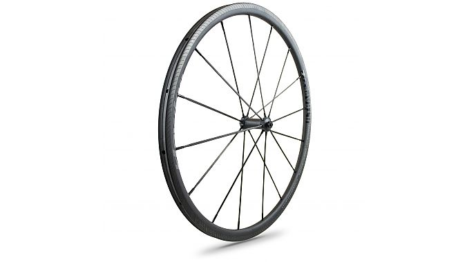 "Gold Medal Award:  ""Hawkvi Ultrapex UT3 bike wheel represents its company's move into the area of ultralight carbon wheel construction, coupled with its flawless details designed  to deal with crosswind situations, as well as drag-reducing spokes to add comfort to the ride."""