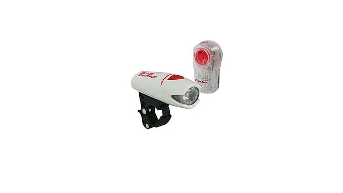 Planet Bike Micro 2 Watt headlight and taillight combo