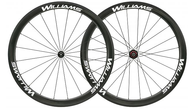 Williams Cycling System 45.