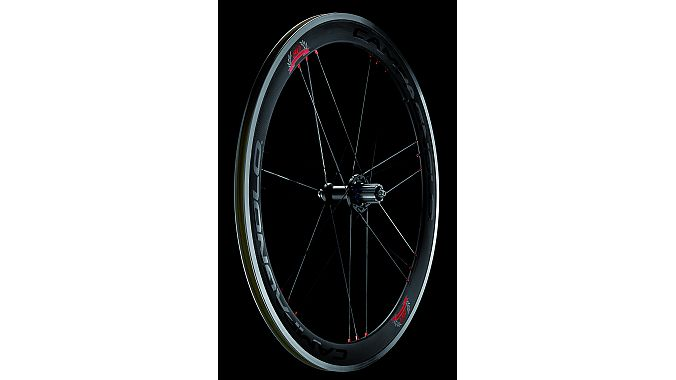 Campagnolo 80th anniversary aluminum and carbon wheel