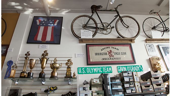 Bainbridge Island's Classic Cycle is legendary for its bike museum. Paul Johnson, who co-owns the store with wife Jaime Amador, rents much of the museum for $1 a year from store founder Jeff Groman. Johnson has added to the collection himself, bringing in some BMX and early mountain bikes to supplement Johnson's collection of road and track racing bikes. Besides the museum, Classic serves island visitors with a rental fleet and offers bikes from Trek, Scott, Raleigh and Colnago.