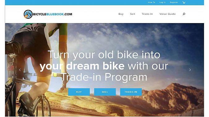 BicycleBlueBook.com homepage