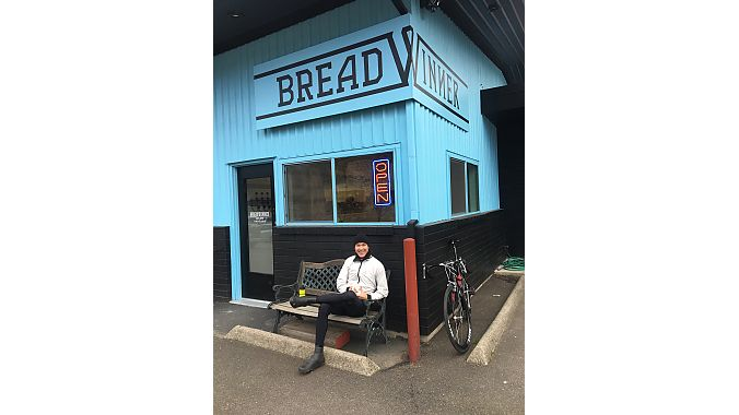 Breadwinner Cycles is located in North Portland along the heavily traveled North Williams bike corridor.