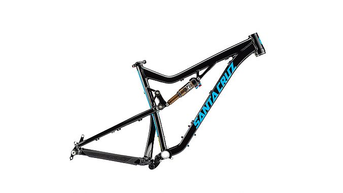 The aluminum Bronson frame retails for $1,925