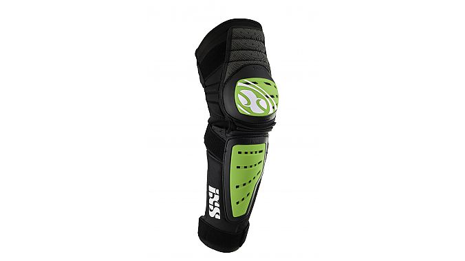 The Cleaver knee and shin guard.