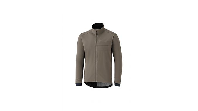 The Transit Softshell Jacket.