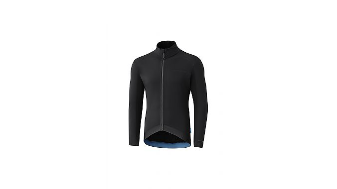 The S-PHYRE Wind Resistant Jersey.