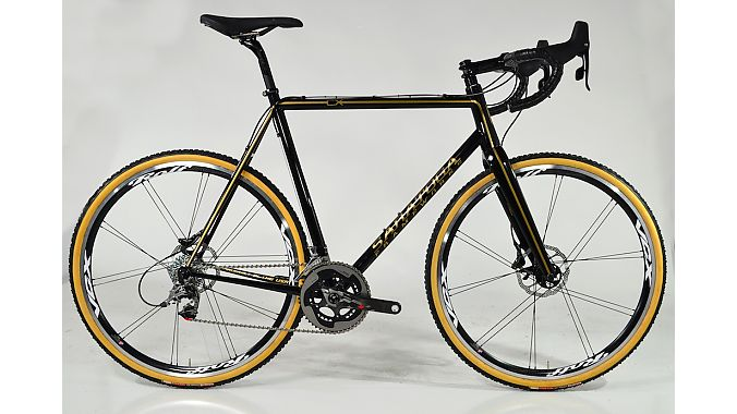 The Saratoga CX Steel