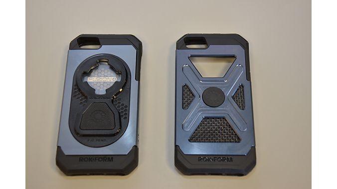 Rokform's CNC'd smartphone cases