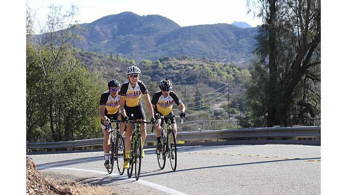 The Dealer Tour crew rolled through the scenic Conejo Valley from Westlake Village to Newbury Park on the the third and final day of the tour.