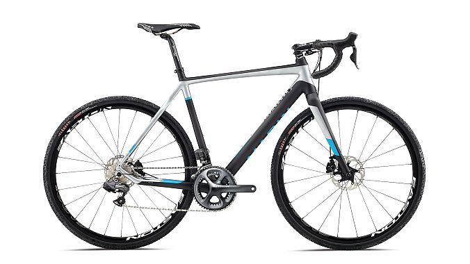 The disc-equipped Cortina T3 CX Pro is the flagship of Marin's cyclocross line.