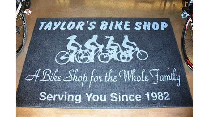 Taylor's welcomed us for our first stop.