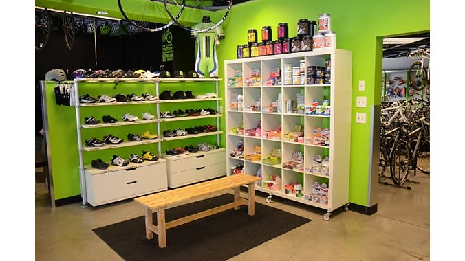 Infinite Bikes is one of the largest Cannondale dealers in the country, and shares the brand's love for green.