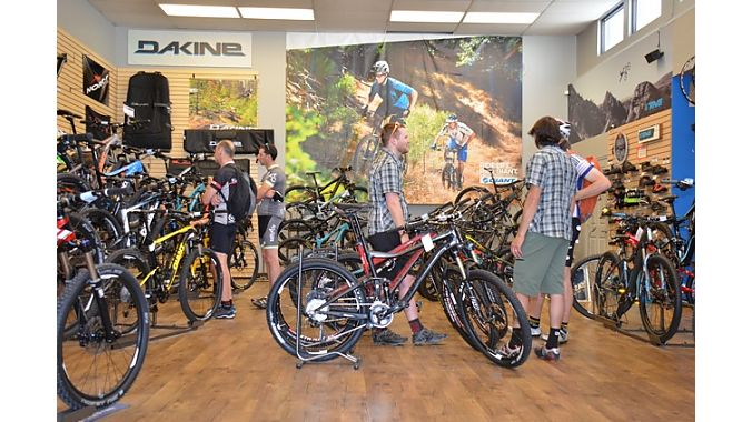 Go Ride has served the region's growing mountain bike community since 1998 when owner Scott Crabill started the company as an online downhill store in his small apartment. In 2002, Crabill opened a storefront and has since expanded in both space and focus to become Salt Lake City's primary mountain bike shop. While Go Ride still has a functioning online store that caters to the downhill market, the majority of its revenue comes from its brick-and-mortar store, which attracts mountain bikers of all skill lev