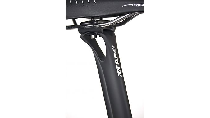 The Recurve seatpost.