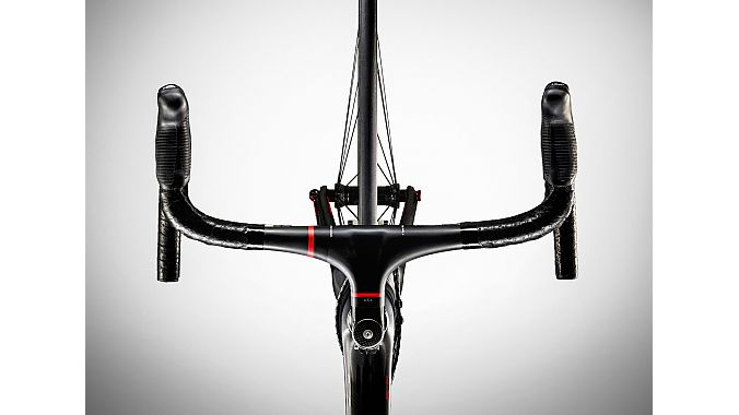 The top bike model features a new Bontrager one-piece bar/stem.