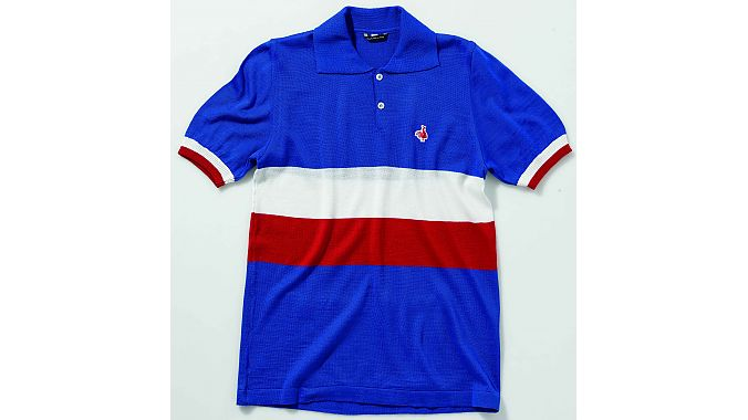 French team jersey by De Marchi